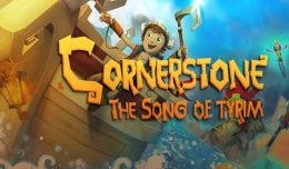 cornerstone test review logo