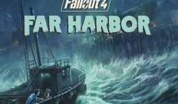 fallout 4 far harbor title logo