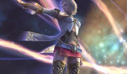 final fantasy xii hd remaster the zodiac age playstation 4 screen logo