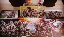 fire emblem fates collector edition limitée unboxing déballage n-gamz