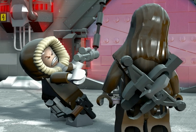 Lego star wars vii les personnages de l empire contre - Personnage star wars lego ...