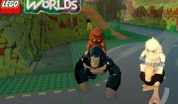 lego worlds multi logo