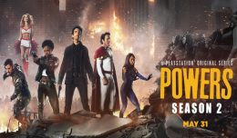 powers seasons 2 critique review