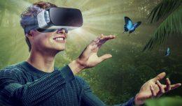réalité virtuelle logo