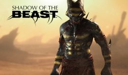 shadow of the beast test critique review ps4 screen logo