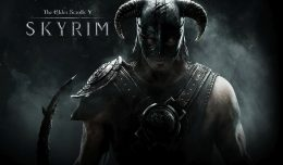 skyrim remake hd remaster logo