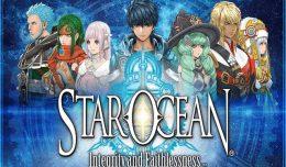 star ocean 5 artwork logo