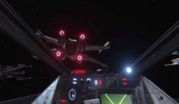 star wars battlefront x wing vr mission