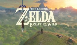 the legend of zelda breath of the wild logo