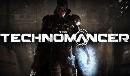 the technomancer test video review logo