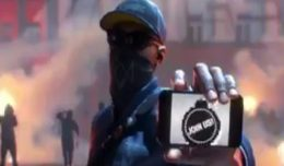 watch dogs 2 video teaser logo