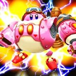 Avec ou sans mecha, Kirby est toujours aussi craquant