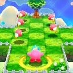 """""""Les défis 3D de Kirby"""" est un des deux mini-jeux disponibles d'emblée"""