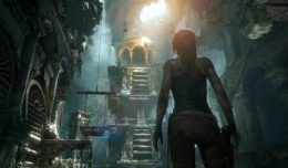 Rise of the Tomb Raider PlayStation 4 Exploration