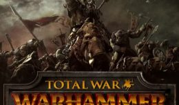 Total War Warhammer Test Review Screen Logo