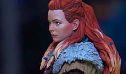 aloy figurine horizon zero dawn collector's edition