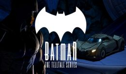 batman the telltale game logo
