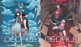 dedale doki doki volume 1 volume 2 critique review avis