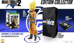 dragon ball xenoverse 2 collector edition son goku super master stars piece logo