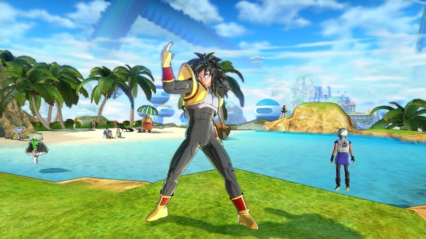 dragon ball xenoverse 2 japan expo screens (5)