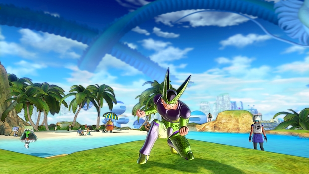 dragon ball xenoverse 2 japan expo screens (7)