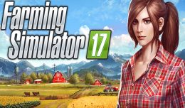 farming simulator 17 sexy girl logo