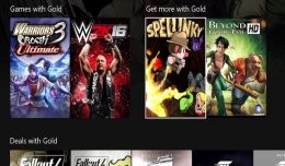 games with gold xbox one live août bge