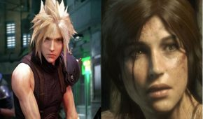 gamescom square enix final fantasy vii remake tomb raider