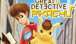 great detective pikachu movie logo