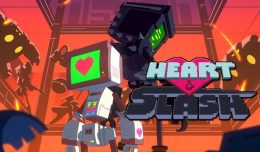 heart & slash test review logo