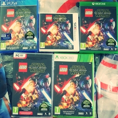 Gagnez le jeu LEGO Star Wars Le Réveil de la Force sur le support de votre choix!