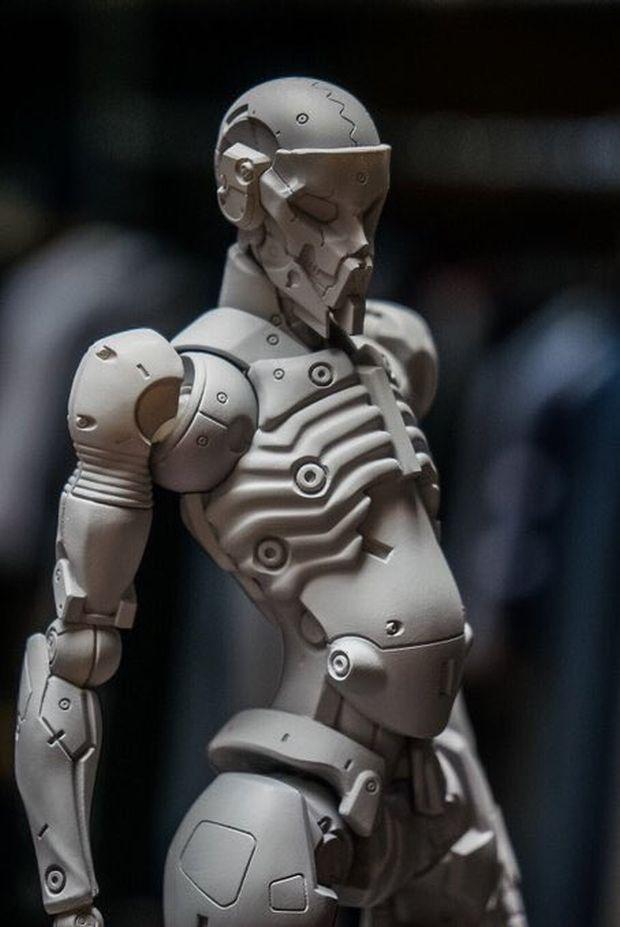 ludens figurine 1000 Toys Squelette 1