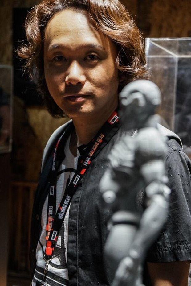 ludens figurine 1000 Toys Squelette 4
