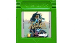 nintendo nx the legend of zelda breath of the wild official cartridge
