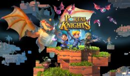 portal knights test review logo