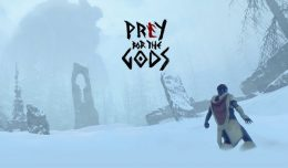 prey for the gods playstation 4 logo