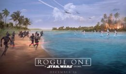 rogue one poster a star wars story logo