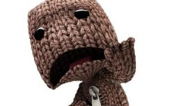 sackboy little big planet sad