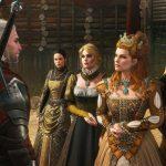 La duchesse Anna fait appel à Geralt pour débusquer une sombre créature