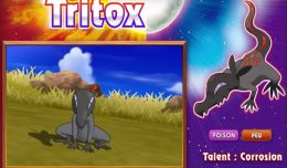 tritox pokemon logo