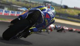 valentino rossi the game test review logo
