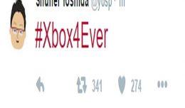 xbox 4ever shuhei yoshida logo