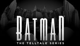 Batman the telltale series episode 1 test review screen logo