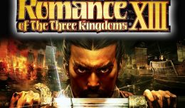 Romance of the three kingdoms xiii test review screen logo