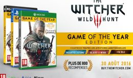The Witcher 3 Game of the Year Edition Logo