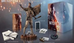 battlefield 1 Collector Edition without game