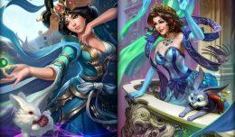 chang'e enchanted skin logo concours n-gamz
