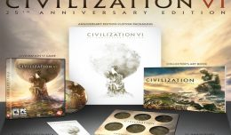 civilization 6 collector 25 ans