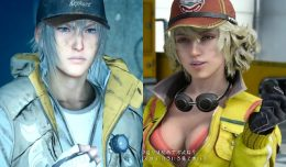 final fantasy xv gameplay experience cindy noctis love