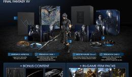 final fantasy xv ultimate collector edition